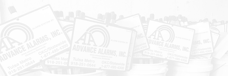 Home Advance Alarms Fuse Monitor Alarm Yard Signs
