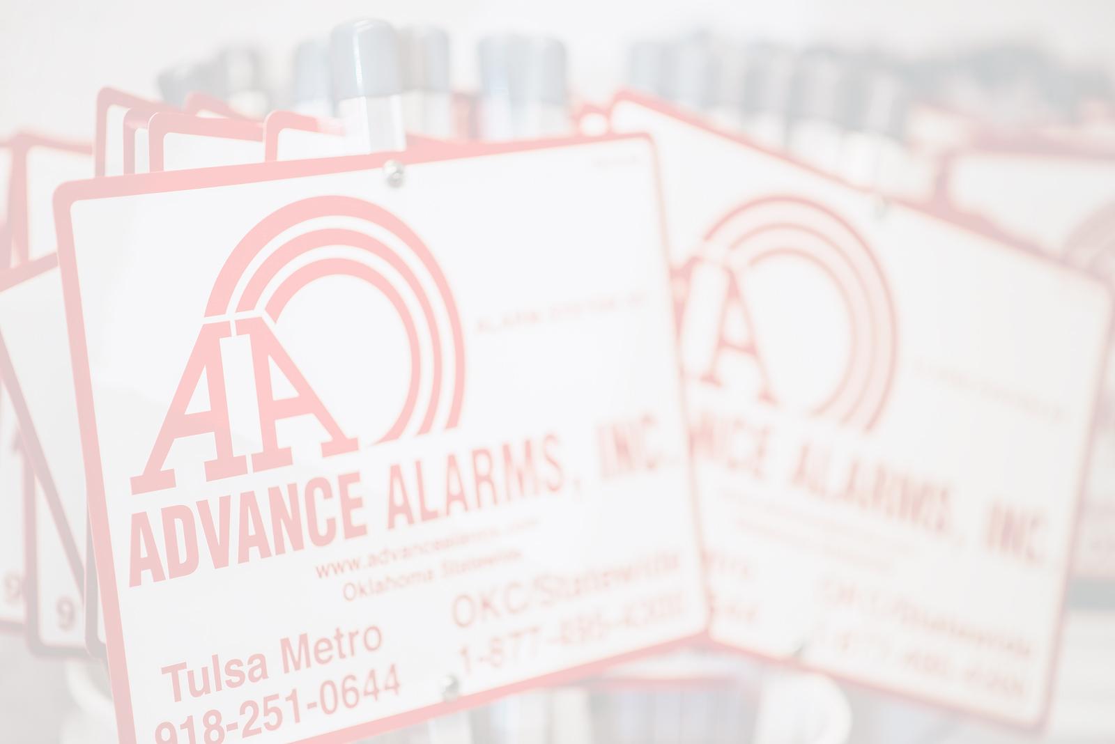 Advance Alarms   Oklahoma's 100% Independent Alarm Company